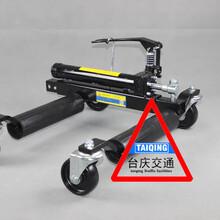 天津物业使用叉车移车器挪车器
