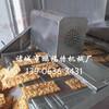 薄脆油炸机脆皮油炸机鹏福特脆皮生产线图片