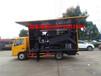 净化污水处理车能出清水的污水处理净化车