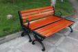 武漢小區社區防腐木桌椅,武漢小區老人休息椅