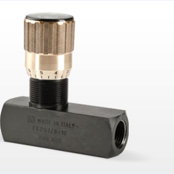 首推FT1253/5-01-34流量控制閥多力拿tognella品質傳承