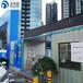 住宅小区速通门制造商停车场道闸施工方案安装广告道闸公司