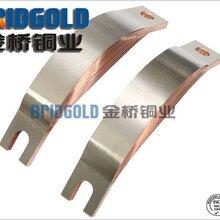厂家供应紫铜软连接机电设备铜箔软连接铜带软连接定做