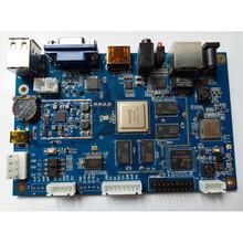 瑞芯微RK3288开发板广告机主板安卓系统工控板核心板网络游戏机板图片