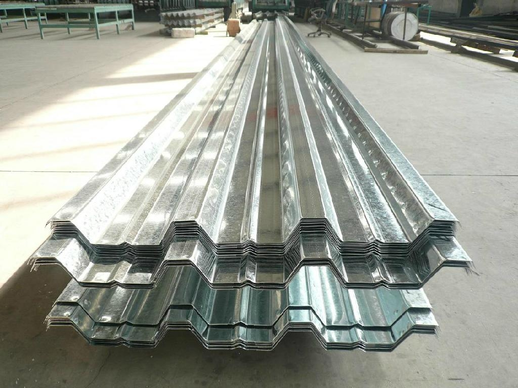 供宁夏钢承板和银川钢结构图片