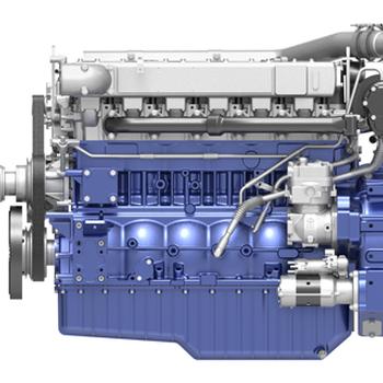 工程机械用潍柴WP7G220E300发动机总成