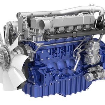 原厂潍柴WP4.1G125E302发动机