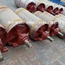 现货传动滚筒生产厂家改向滚筒现货滚筒轴承座供应商图片