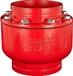 自动喷水灭火系统、早期抑制喷头、泡沫喷头、隐蔽式喷头、水雾喷头、易容合金等各种常规消防洒水喷头