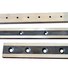 深圳剪板机刀片供应厂家可订做整体8米长剪板机刀片图片