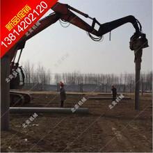 工厂直销打桩锤防洪打桩设备混凝土冲桩机价格便宜