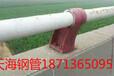 哈尔滨桥梁护栏支架厂家