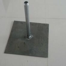 北京沉降板生产厂家---999路基沉降板图片