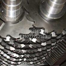 节约钢材成本就用废钢撕碎机设备图片