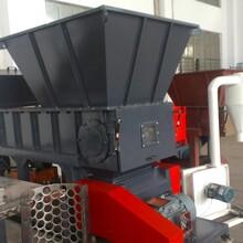上饶大型钢筋团子撕碎机价格36万元一小时撕碎20吨图片