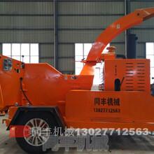 新疆阿克苏移动树枝粉碎机欢迎来厂试机选购26000图片