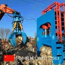 遼寧營口龍門液壓剪切機價格260000機器視頻圖片