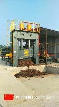 甘肃张掖1000吨龙门剪切机价格45万试机视频图片