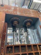 江西鹰潭二手同丰龙门剪切机低价处理8000元一吨按吨计价图片