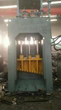 二手液压式龙门剪600吨废钢龙门剪切机31万现货出售图片