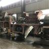 二手1000型撕碎机金属塑料生活垃圾配备两台4级55KW电机现6万出售