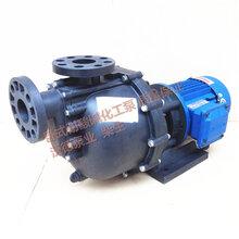 沃德耐腐蚀化工泵YHW3700-50卧式耐酸碱化工泵