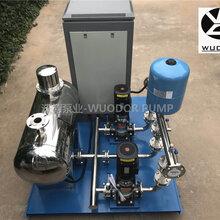 WDL16-110水泵沃德供水恒壓變頻供水揚程132米恒壓自動供水惠州圖片