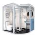 供应集成卫生间。一体式卫整体卫生间H2021