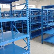 仓储货架工厂直销家用置物架轻型服装库房储藏展示架仓图片