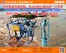 汛期防洪必备物资-防汛打桩机/植桩机重量轻F5易操作