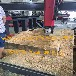 双曲整套设备(蒙皮拉伸机、双曲铝四轴木模机、双曲铝板切割机)