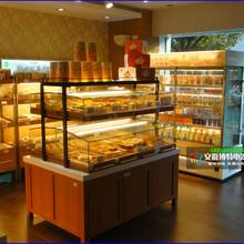 新乡鲜奶吧展示冷藏柜酸奶保鲜柜定制价格四层五层直角蛋糕柜