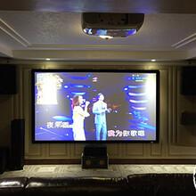 家庭影音室裝修方案,定制影院,觀影K歌自由切換圖片