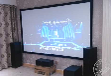 家庭影院配置方案,現代簡歐式風格,大屏高清影片任你造