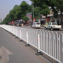 深圳现货市政道路隔离护栏/乙型护栏厂家/马路中间隔离护栏图片