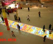 互动投影地面墙面互动投影桌面互动滑梯儿童游乐互动企业照片签到墙互动互动融合软件图片