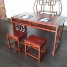 供应批发书法桌书法教室建设