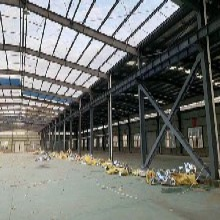 北京密云區回收鋼結構圖片