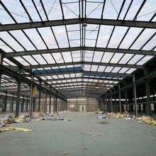 北京回收钢结构厂房二手厂房库房拆迁回收图片