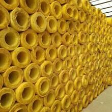 贵州超细玻璃棉保温管生产厂家,高温玻璃棉管图片