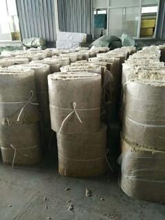 西藏复合岩棉卷毡价格,岩棉保温毡图片4