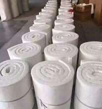 遼寧硅酸鋁纖維毯硅酸鋁板硅酸鋁針刺毯廠家圖片