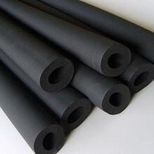 工业专用高密度黑色橡塑管防火吸音橡塑管壳发泡防腐橡塑管图片