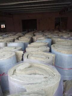 兰州保温岩棉卷毡,岩棉保温毡图片2