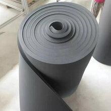 甘肃阻燃橡塑板批发,防水防腐橡塑材料图片