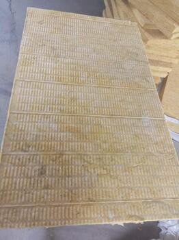 铝箔岩棉板图片,防火外墙岩棉板