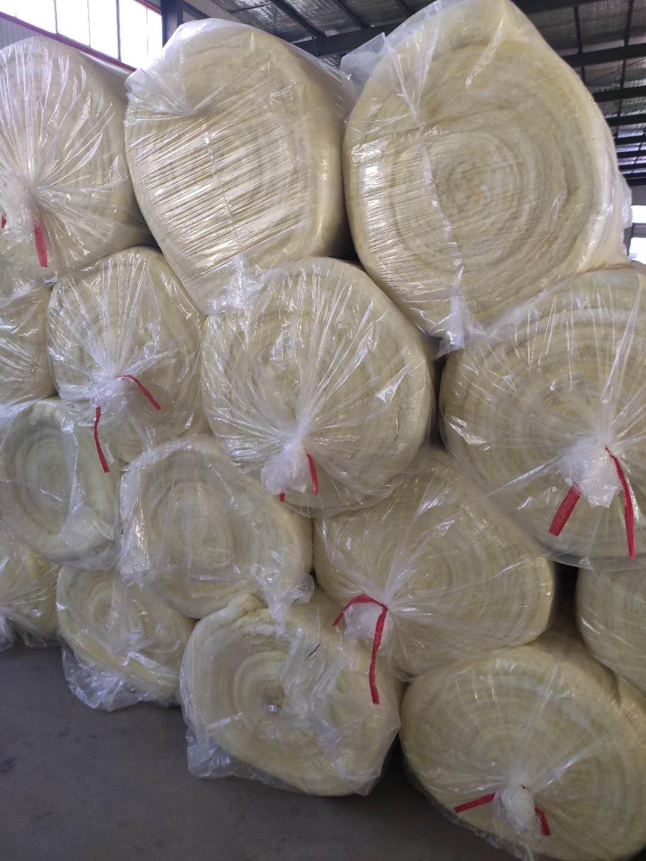 浙江大棚玻璃棉卷毡