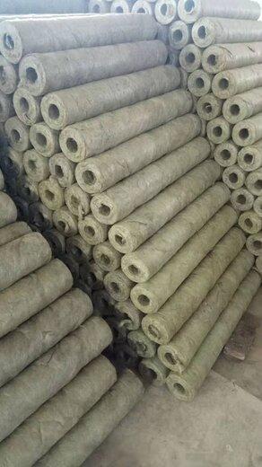 憎水巖棉管生產廠家,巖棉復合保溫管
