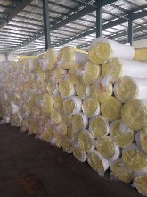 黑龙江隔音玻璃棉卷毡图片