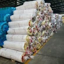 天津隔音玻璃棉卷毡,离心玻璃棉保温毡图片